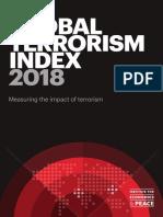 Global Terrorism Index 2018 1