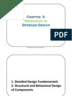 SW Detailed Design Principles
