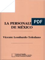 La Personalidad de México VLT