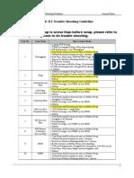LTE DT Trouble Shooting Guideline v0.1