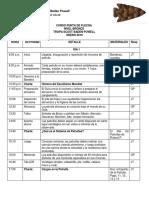 Curso Punta Flecha Bonce - Jul 16