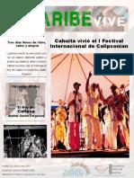 2013. MCJ - Primer Festival Internacional de Calypso