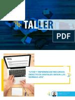 Taller APA 2018