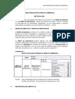 Caracterizacion de Impactos - CONESA.doc