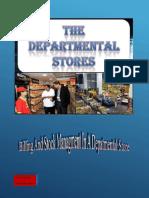 departmental store