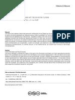 SUTHERLAND, Donald M. G. y LE GOFF, Tim J. a. 'La Révolution Française Et l'Économie Rurale'. Histoire & Mesure, 14 (1999). Pp. 79-120