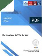 Informe Final 577-18 Municipalidad de Viña Del Mar Sobre Auditoría a Los Sistemas de Información, Al Nivel de Endeudamiento y a Los Ingresos y Gastos Ejecutados - Enero 2019