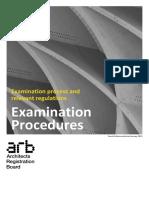 Examination Procedures
