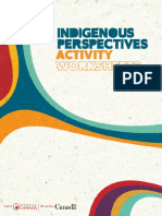 Indigenous Perspectives Worksheets - All Activities