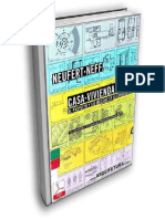 Neufert & Neff - CASA VIVIENDA Y JARDIN (El Proyecto y Las Medidas de Construccion) - AF