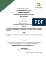 Proyecto Estancia