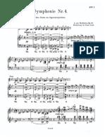 Beethoven - Sinfonía N° 4 I mov