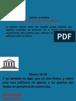 La naturaleza de la iglesia.pdf