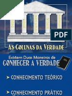 Sm8303-As Colunas Da Verdade