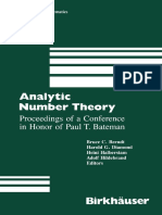 1990 Book AnalyticNumberTheory