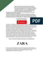 Caso Scotiabank - Zara