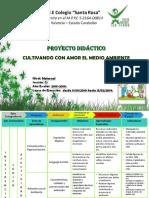 Formato de Proyecto Maternal 1.1