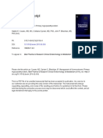 Management of Normocalcemic Primary Hyperparathyroidism