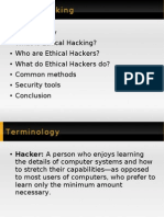 Ethical Hacking id