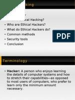 Ethical Hacking id
