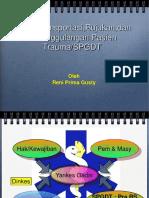 2. Sistem Transporatasi,Tim,Rujukan Pasien Trauma