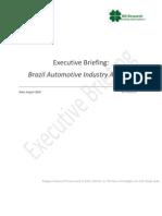 Brazil Automobile