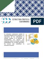 Estructura proteica cuaternaria