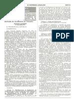 Ds-039-2008-Mtc - Modificatoria Del Reglamento Afocat