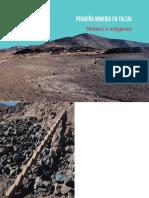 Pequeña Minería en Taltal, Relatos e Imágenes (Rodolfo Contreras y Javier Escobar)