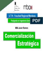 Comercialización Estratégica - Completo