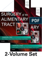 Shackelford s Surgery of the Alimentary Tract Yeo 8 Ed 2019