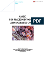 manejo anticoagulantes orales