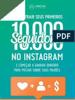eBook 10 Mil Seguidores Instagram