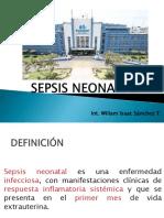 Sepsis Neonatal Exposicion