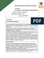 Perfil-Objetivo Ingenieria Civil