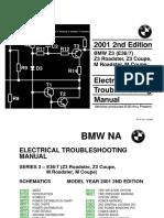 2001 BMW Z3 - M Roadster - Z3 - M Coupe Electrical Troubleshooting Manual.pdf