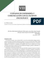 Enfermeria y Comunicacion Con El Enfermo Oncologico