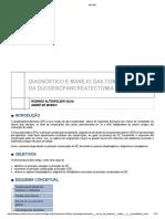 Diagnostico e Manejo Das Complicações Da Duodenopancreatectomia