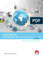 NE20E-S Series Universal Service Routers Data Sheet