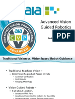 Advanced Vision Guided Robotics Steven Prehn