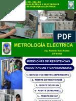 Semana 7 Metrologia Electrica