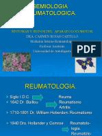61[1]. Semiología Reumatológica General - Dolor-Limitación Funcional (PPTshare)
