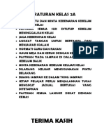 PERATURAN KELAS 2A.docx