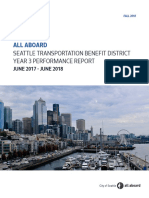 Seattle Transit Benefit District Annual Report