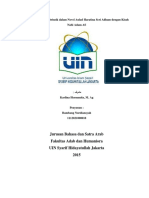 Hubungan Unsur Intrinsik Dalam Novel Aulad Haratina Seri Adham Dengan Kisah Nabi Adam as (1)