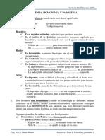 Tema 2 - Polisemia y Paronimia - Alumno