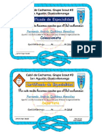 Diplomas Media Carta