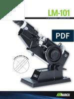 Lensmeter Broch