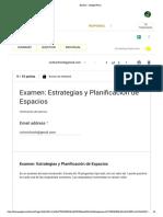Examen - Google Forms