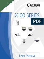 x100 Series Main User Manual 2 3c